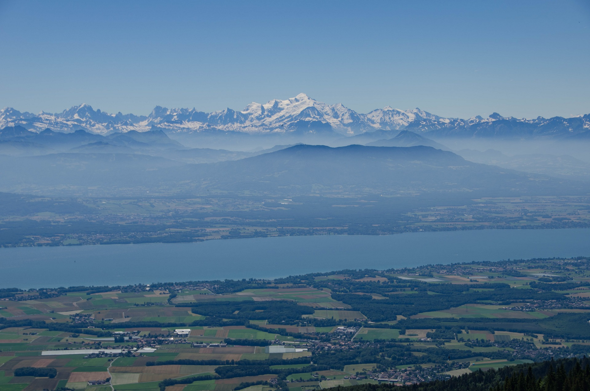 Les Alpes...