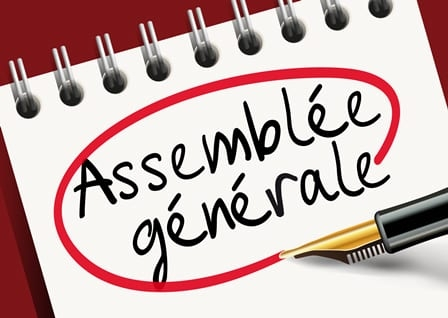 ASSEMBLEE GENERALE 2020 NORDIC-CHARENTE